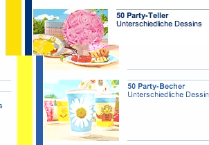 Screenshot Lidl-Newsletter