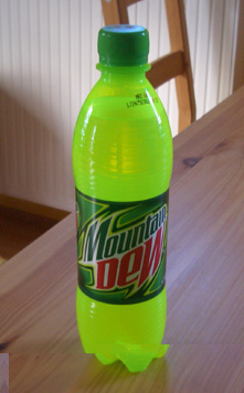Mountain Dew in Germany