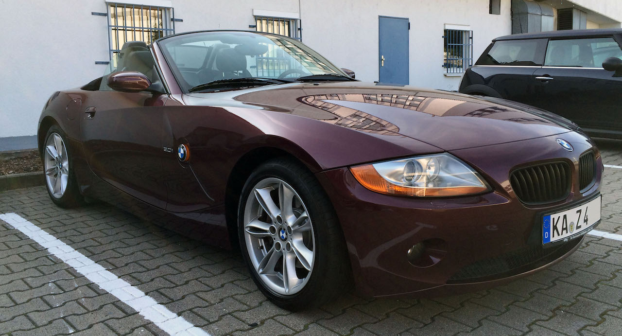 Bmw Z4 E85 Tempomat Nachr 252 Sten 183 Cat Dev Brain